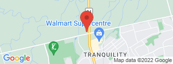 Google Map of 463+Powerline+Road%2CBrantford%2COntario+N3T+5L8