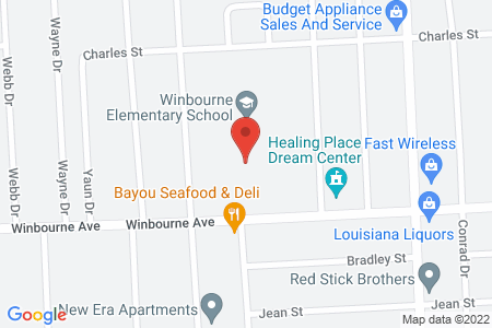 Map of Agency Location