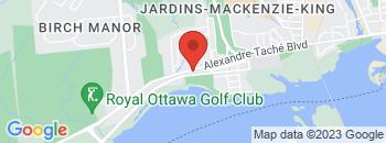 Google Map of 465+Boul+Alexandre+Tache%2CGatineau%2CQuebec+J9A+1M8