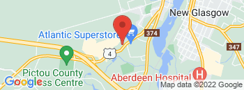 Google Map of 465+Westville+Road%2CNew+Glasgow%2CNova+Scotia+B2H+2J6