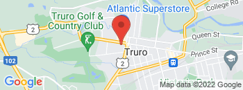Google Map of 468+Prince+Street%2CTruro%2CNova+Scotia+B2N+5V2