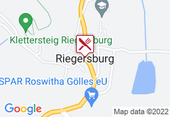 Genusshotel Riegersburg - Karte