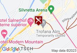 Paznauner-Stube - Karte