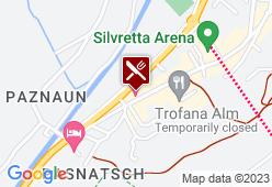 Restaurant Salnerhof Ischgl - Karte