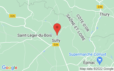 Rue du Château, 71360 Sully, France