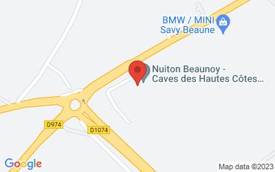 97 Route de Pommard, 21200 Beaune, France