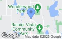Map of Lacey, WA