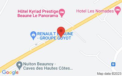 93 Route de Pommard, 21200 Beaune, France
