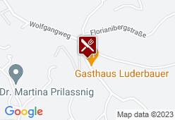 Luderbauer - Karte
