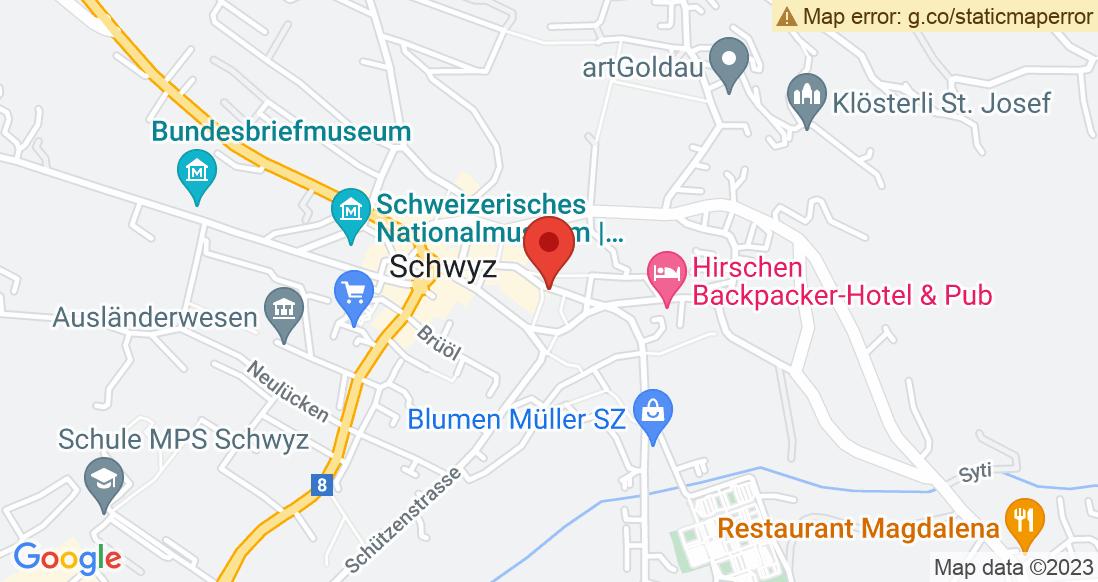 Google Map Tschümperlin & Co. AG Zentralverwaltung