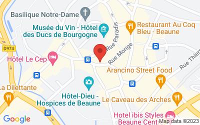 12 Place de la Halle, 21200 Beaune, France