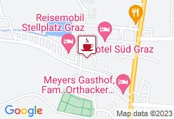 Volksgoartn - Karte