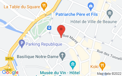 15 Rue Marey, 21200 Beaune, France