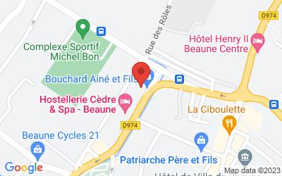 4 Boulevard Maréchal Foch, 21200 Beaune, France