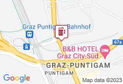 Brauhaus Puntigam - Karte