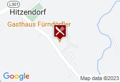 Gasthaus Fürndörfler - Karte