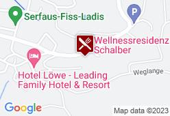 Schalber - Karte