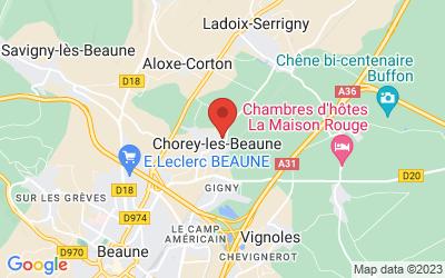 7 Route de Serrigny, 21200 Chorey-les-Beaune, France