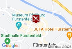 Gasthof Fröhlich - Karte