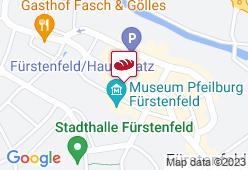 Cafè Birchbauer - Karte
