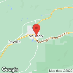 Mc Cleary Community Church on the map