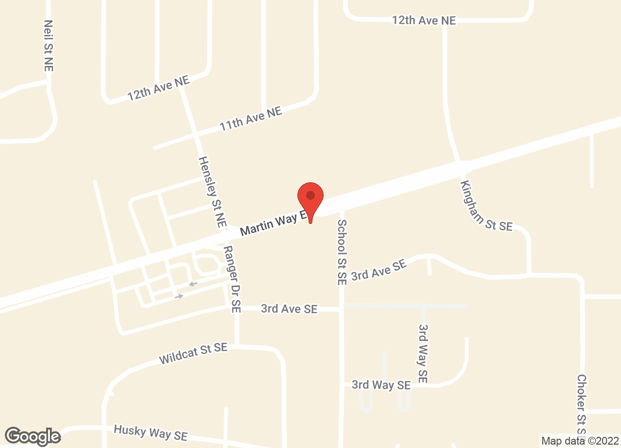 Google Map of VCA Tanglewilde Animal Hospital