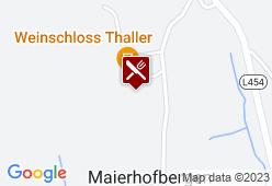Weingut Buschenschank Thaller - Karte