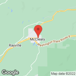 City Of McCleary on the map