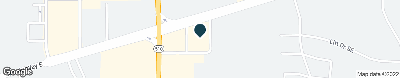 Google Map of8333 MARTIN WAY E