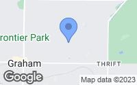 Map of Graham, WA