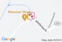 Buschenschank Mausser Most - Karte