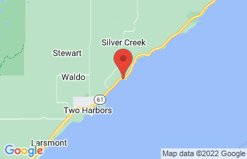 Map of Two Harbors