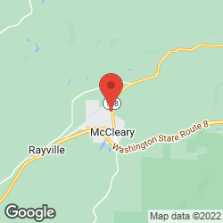 McCleary Mini Storage on the map