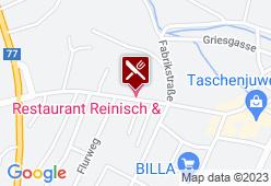 Restaurant Reinisch - Karte