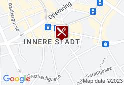 Cafe Grün - Karte