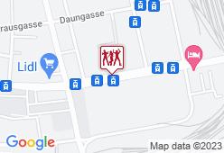 Colosseum Nightclub - Karte