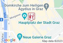 La Piazza - Karte