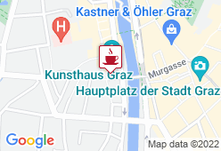 Kunsthauscafe Graz - Karte