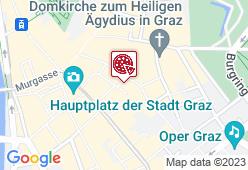Il Centro Graz - Karte