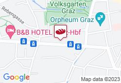 Bäckerei und Konditorei nach Agramer Art - Karte