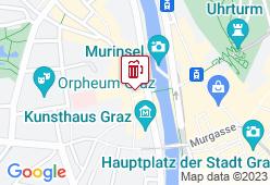The Pub on Mariahilfer Platz - Karte