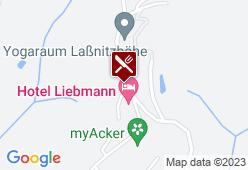 Landhotel Liebmann - Karte