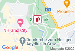 Parkhouse Graz - Karte