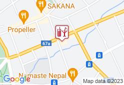 Kulturhauskeller - Karte