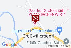 Gasthof zum Kirchenwirt - Karte