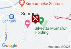 Montafoner Stube - Karte
