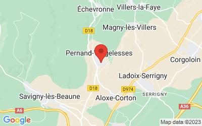 1 Rue de Fretille, 21420 Pernand-Vergelesses, France