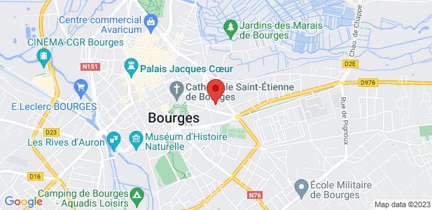 Bureau de 93 m² en zone franche urbaine / Territoire Entrepreneur