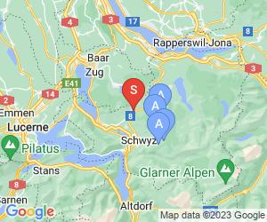 Karte für Sattel Hochstuckli