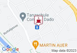 Cafe Frohsinn - Karte